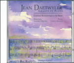 Jean Daetwyler - Chants et piano